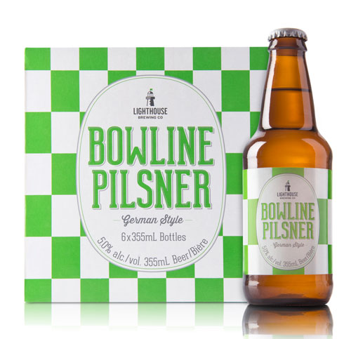 Lighthouse Brewing Bowline Pilsner