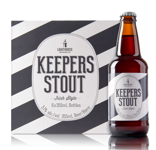 Lighthouse Brewing Keepers Stout