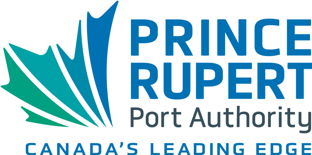Prince Rupert Port Authority Site Rebrand