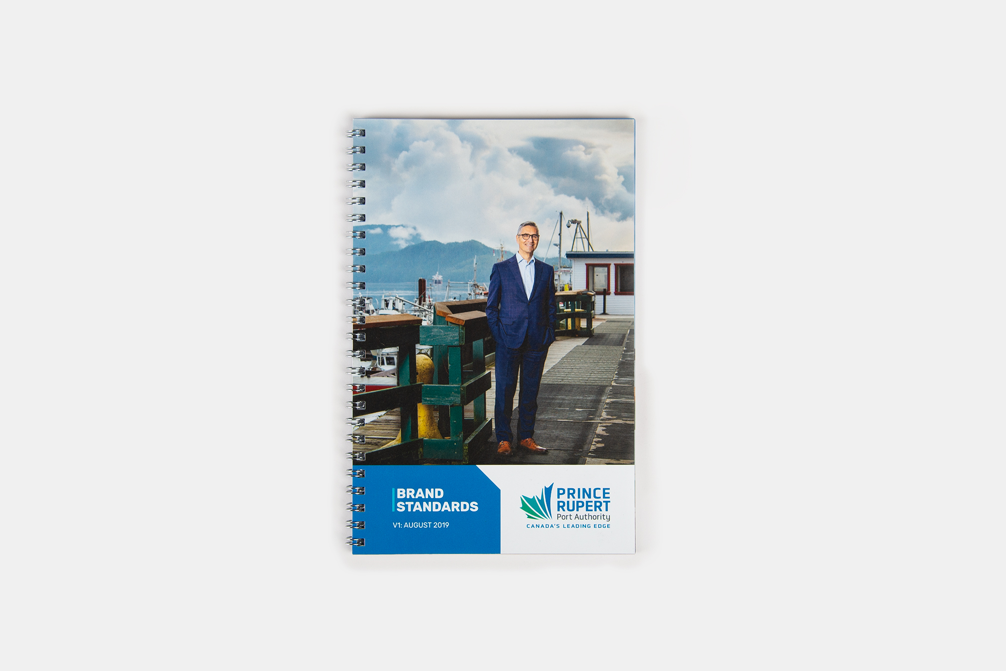 Prince Rupert Port Authority Rebrand
